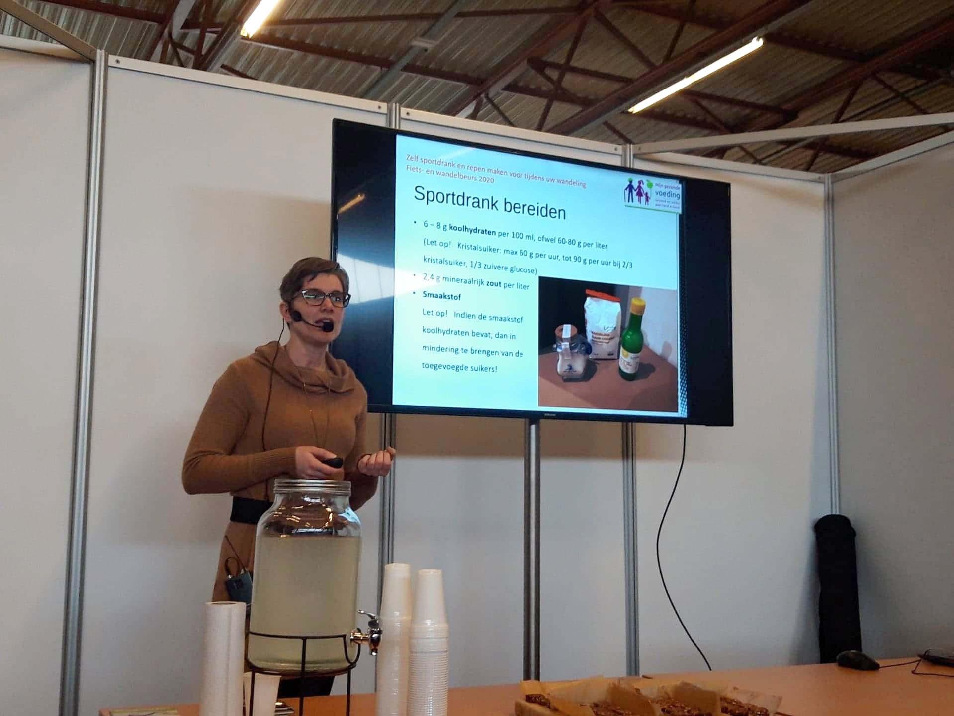 Mijn Gezonde Voeding - Aanbod - Workshop of voordracht op maat